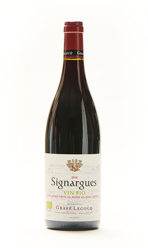 Red wine (Signargues)