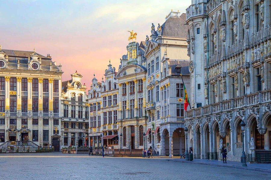 The European quarter